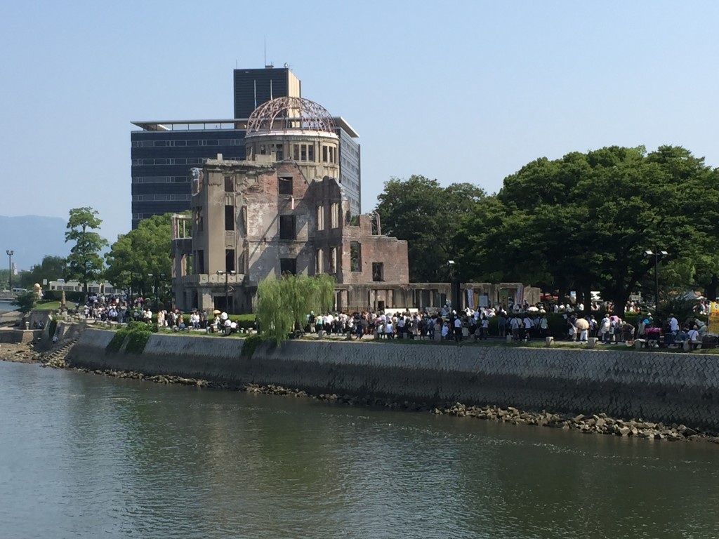 amerasia journal asian american pacific islander transcultural the ucla asian american studies center would like to thank tom nakanishi for sharing his reflections and photos from the 70th hiroshima peace memorial